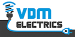VDM Electrics logo 150 75